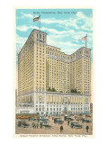 Hotel Commodore, New York City Poster