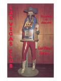 Cowboy Slot Machine, Las Vegas, Nevada Posters