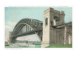 Hell Gate Bridge, New York City Prints