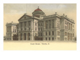 Courthouse, Toledo, Ohio Prints