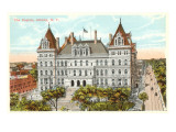 State Capitol, Albany, New York Print