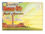 Postcard Folder, Greater Kansas City Posters