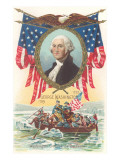 Washington Crossing the Delaware Prints