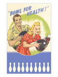 Bowl for Your Health, Couple Posters
