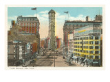 Times Square, New York City Print