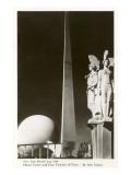 New York World's Fair Statuary, 1939 Posters