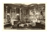 Interior, Vanderbilt Mansion, Hyde Park, New York Prints