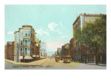 Genesee Street, Utica, New York Prints