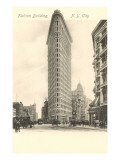 Flatiron Building, New York City Prints