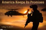 America Keeps Its Promises - May 1, 2011 Poster
