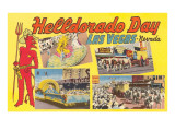 Helldorado Day, Las Vegas, Nevada Posters