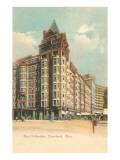 Hollenden Hotel, Cleveland, Ohio Prints