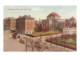 Columbia University, New York City Print