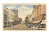 Northamptom Street, Easton, Pennsylvania Prints