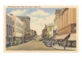 Northamptom Street, Easton, Pennsylvania Prints