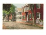 Church Haven, Main Street, Nantucket, Massachusetts Posters