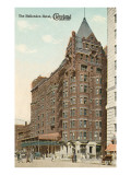 Hollenden Hotel, Cleveland, Ohio Print
