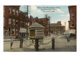 Site of Ft. Washington, Cincinnati, Ohio Prints
