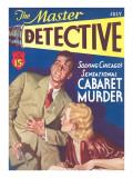 Cabaret Murder Art