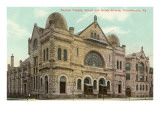 Baptist Temple, Philadelphia, Pennsylvania Posters