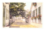 Academy Avenue, Nantucket, Massachusetts Prints