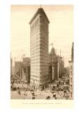 Flat Iron Building, New York City Art
