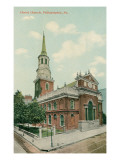 Christ Church, Philadelphia, Pennsylvania Posters