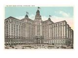 Union Station, Cleveland, Ohio Print