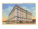 O'Neil's Department Store, Akron, Ohio Poster