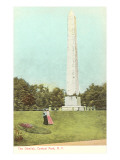 Cleopatra's Needle, Central Park, New York City Poster