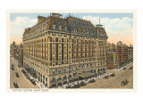 Hotel Astor, New York City Print