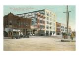Main Street, Oklahoma City, Oklahoma Print