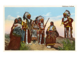 Oklahoma Indians Posters