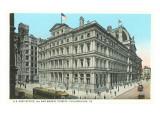 Post Office, Philadelphia, Pennsylvania Posters