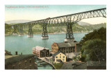 Bridge, Poughkeepsie, New York Posters