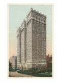 The Vanderbilt Hotel, New York City Print