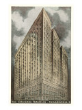 Benjamin Franklin Hotel,  Philadelphia, Pennsylvania Affiches