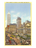 Public Library, New York City Prints