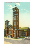 Presbyterian Church, Rochester, New York Posters