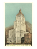 New York Life Insurance Building, New York City Posters