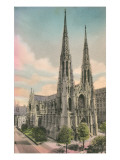 St. Patrick's Cathedral, New York City Posters