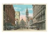 Market Street, Philadelphia, Pennsylvania Prints