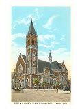 Methodist Episcopal Church, Canton, Ohio Posters