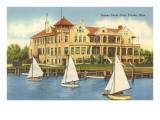 Yacht Club, Toledo, Ohio Posters