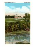 Perkins Observatory, Delaware, Ohio Prints