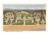 University of Cincinnati, Ohio Prints
