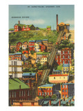 Mt. Adams Incline, Cincinnati, Ohio Posters