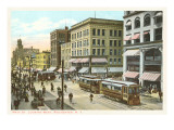 Main Street, Rochester, New York Prints