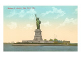 Statue of Liberty, New York City Prints