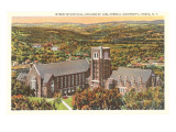 Law School, Cornell University, Ithaca, New York Prints